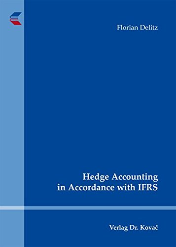 9783830059837: Hedge Accounting in Accordance with IFRS