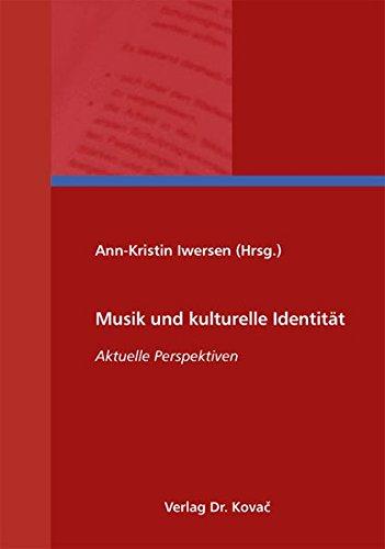 9783830062196: Musik und kulturelle Identität. Aktuelle Perspektiven