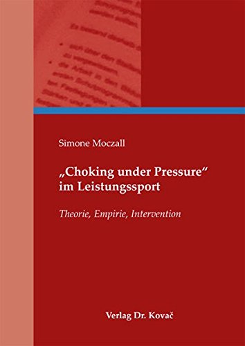 contradicting theories on choking under pressure psychology essay Whether on the sports field, in the office or the boardroom, it is common to see people's performance change when they are under pressure some thrive in these situations, but many struggle.