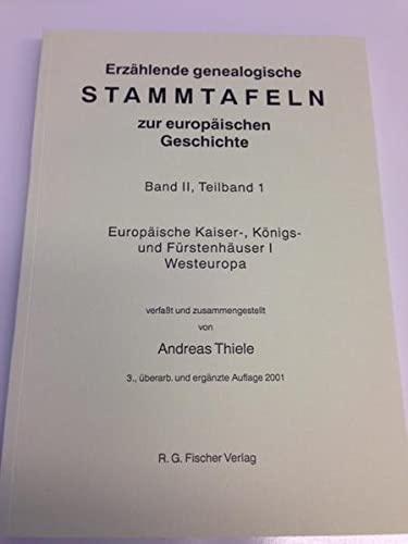 Erzählende genealogische Stammtafeln zur europäischen Geschichte 2, TL 1: Andreas Thiele