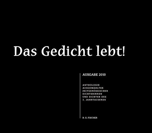 Das Gedicht Lebt! Band 2: Fischer, R. G.