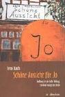 9783830105855: Schöne Aussicht für Jo.