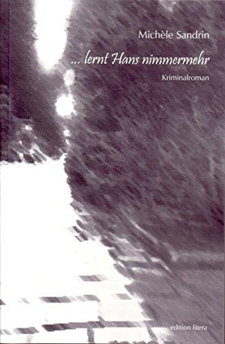 9783830110279: � lernt Hans nimmermehr