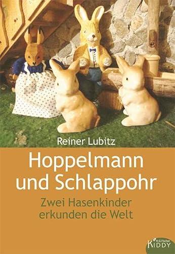 9783830197973: Hoppelmann und Schlappohr: Zwei Hasenkinder erkunden die Welt