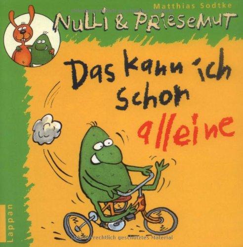 9783830310280: Das kann ich schon alleine: Nulli & Priesemut Pappbilderbuch