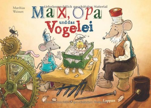 9783830312000: Max, Opa und das Vogelei