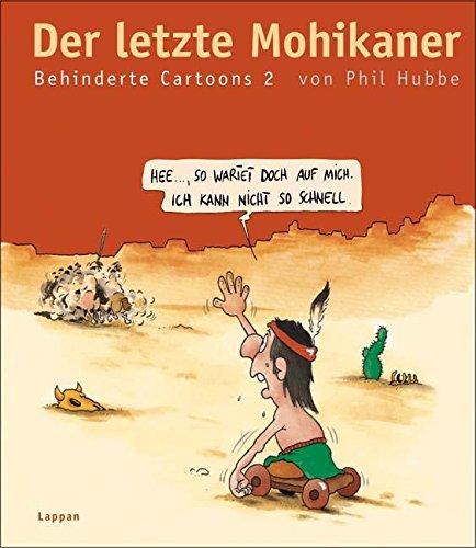 9783830331407: Der letzte Mohikaner: Behinderte Cartoons 2
