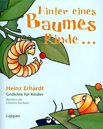 9783830332442: Erhardt, H: Hinter eines Baumes Rinde....