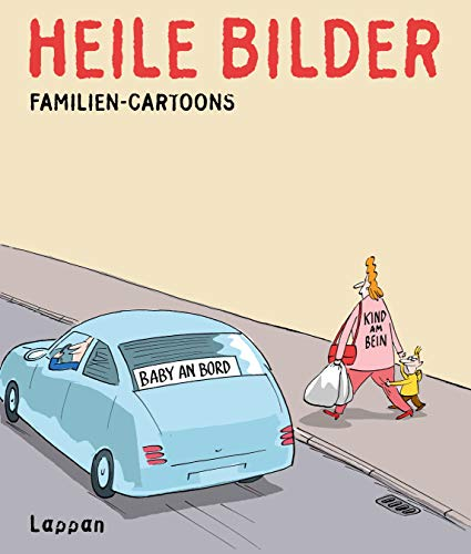 9783830333814: Heile Bilder: Familien-Cartoons