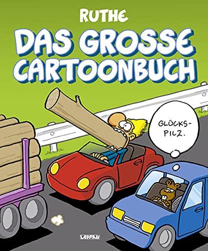 9783830334231: Das große Cartoonbuch