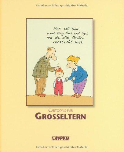 9783830340461: Cartoons für Grosseltern: Nachdruck mit verändertem Cover
