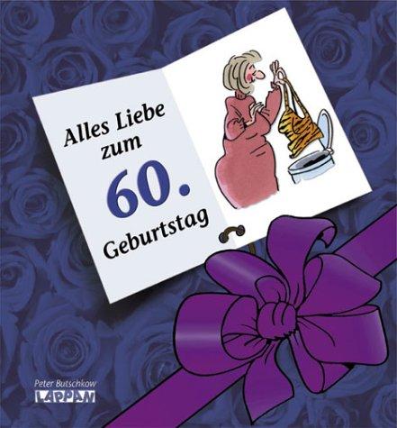 9783830340881: Herzlichen Glückwunsch zum 60. Geburtstag (Frauen)