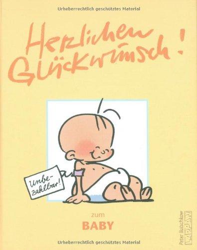 Herzliche gluckwunsche baby
