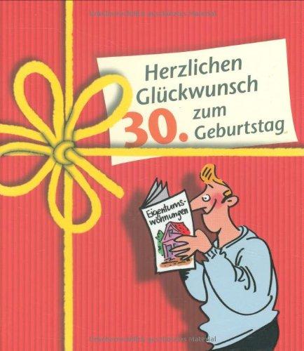 9783830341703 Herzlichen Gluckwunsch Zum 30 Geburtstag Manner