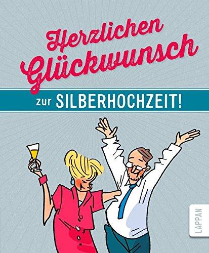Herzlichen Glückwunsch zur Silberhochzeit!: Peter Butschkow