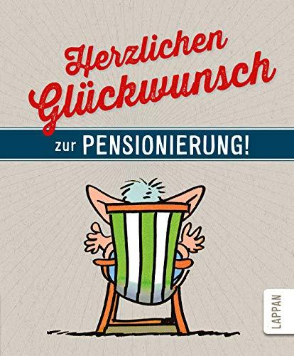 9783830343486: Herzlichen Glückwunsch zur Pensionierung!