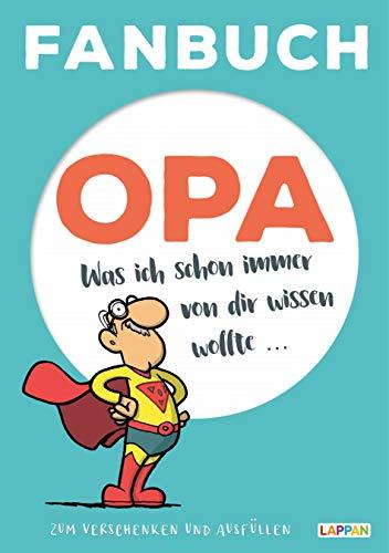 Fanbuch Opa - Haubner, Steffen