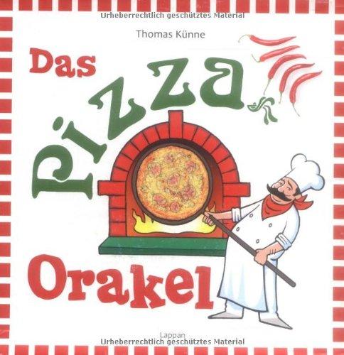 9783830361916: Das Pizza-Orakel