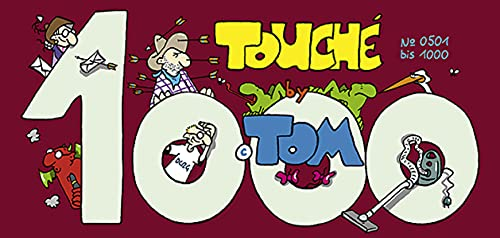 9783830380030: Tom Touché 1000