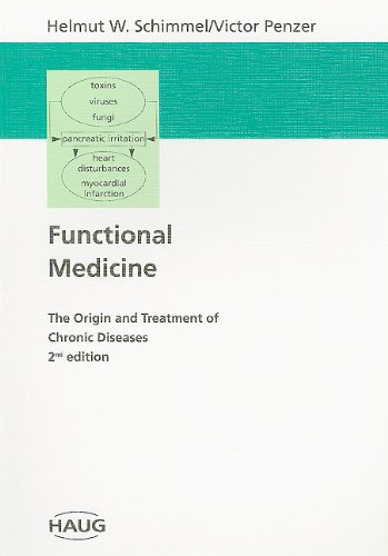 9783830407393: Functional Medicine: The Origin and Treatment of Chronic Diseases (Vol 1)