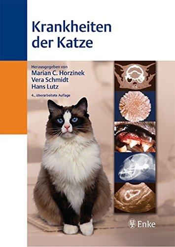 Krankheiten der Katze [Gebundene Ausgabe] Veterinärmedizin Katzenkrankheiten: Marian C. Horzinek