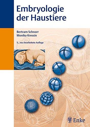 9783830410614: Embryologie Der Haustiereein Kurzlehrbuch