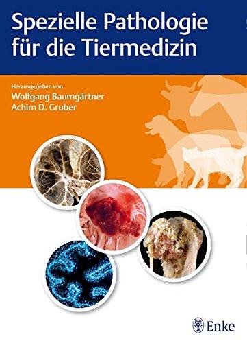 9783830411727: Spezielle Pathologie für die Tiermedizin