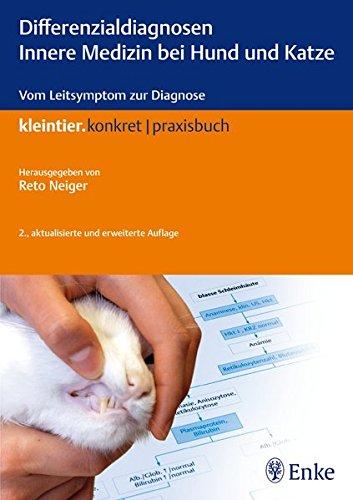 Differenzialdiagnosen Innere Medizin bei Hund und Katze: Reto Neiger