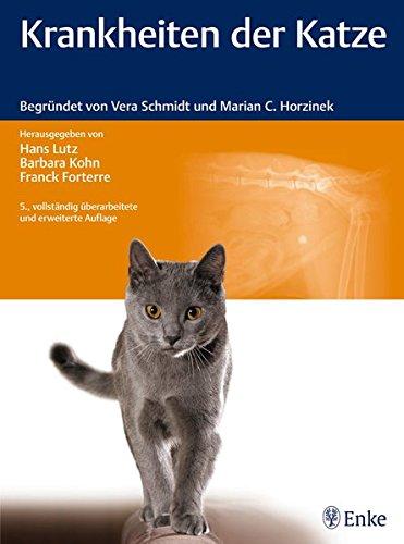 Krankheiten der Katze Gebundene Ausgabe von Marian: Marian C. Horzinek