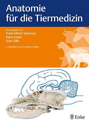 Anatomie für die Tiermedizin: Franz-Viktor Salomon