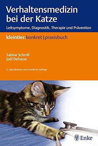 9783830412946: Verhaltensmedizin bei der Katze