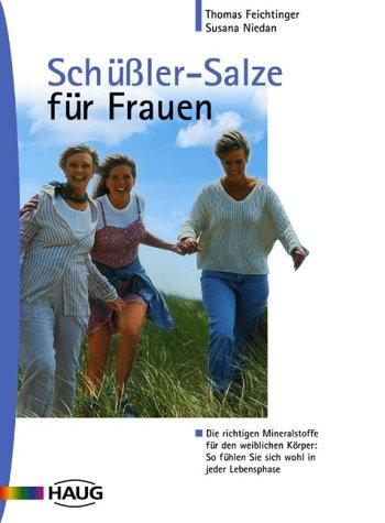 9783830420941: Schüßler-Salze für Frauen.