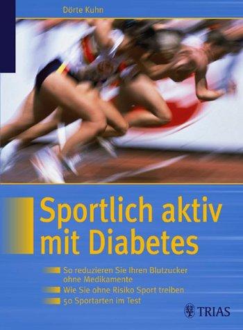 9783830430735: Sportlich aktiv mit Diabetes