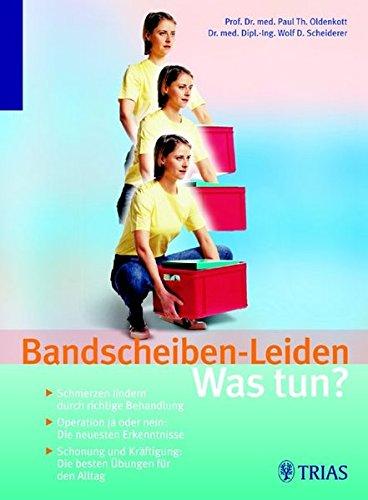 9783830432272: Bandscheiben-Leiden: Was tun?