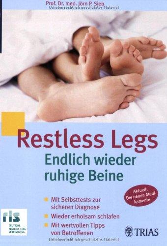 9783830432470: Restless Legs: Endlich wieder ruhige Beine