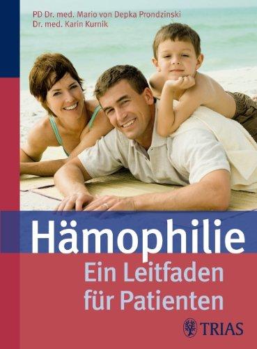 9783830434320: Hämophilie - ein Leitfaden für Patienten
