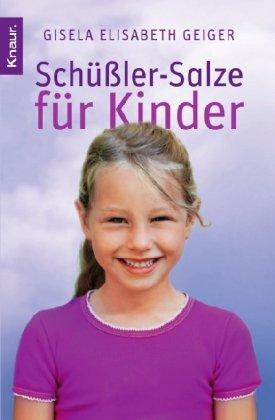9783830435860: Schüßler-Salze für Kinder