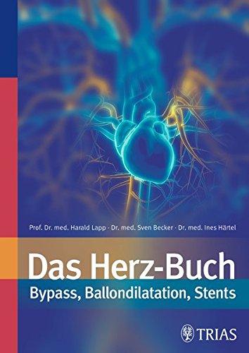 9783830439899: Das Herz-Buch: Bypass, Ballondilatation, Stents