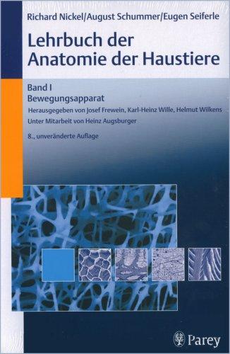 9783830440178: Lehrbuch der Anatomie der Haustiere. Gesamtausgabe, 5 Bde.