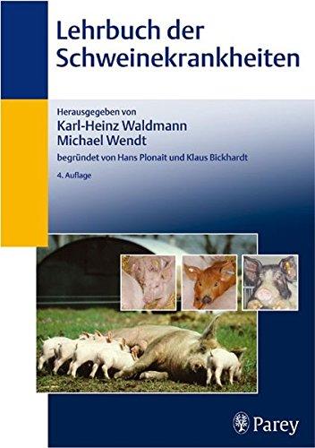 9783830441045: Lehrbuch der Schweinekrankheiten
