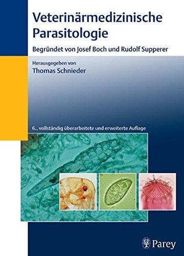 Veterinärmedizinische Parasitologie: Josef Boch