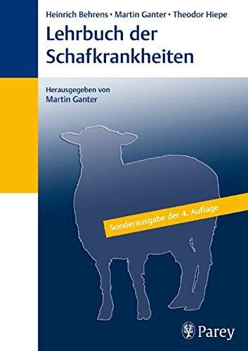 Lehrbuch der Schafkrankheiten [Oct 08, 2008] Ganter,