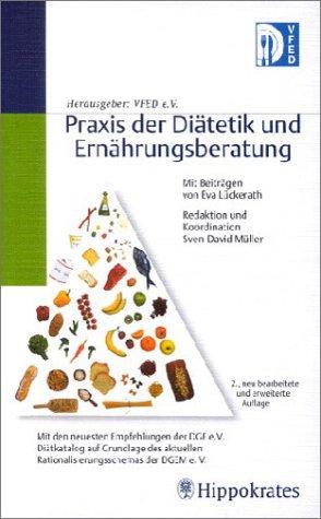 9783830452355: Praxis der Diätetik und Ernährungsberatung