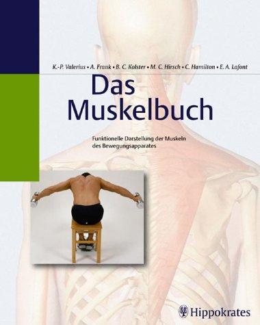 9783830452546: Das Muskelbuch