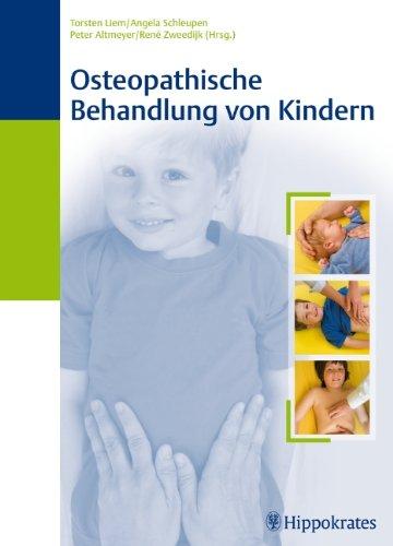 9783830452591: Osteopathische Behandlung von Kindern