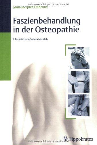 9783830452645: Faszienbehandlung in der Osteopathie