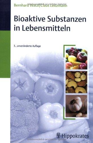 9783830453086: Bioaktive Substanzen in Lebensmitteln