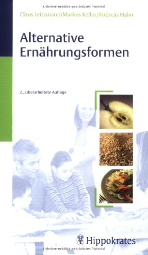 9783830453246: Alternative Ernährungsformen