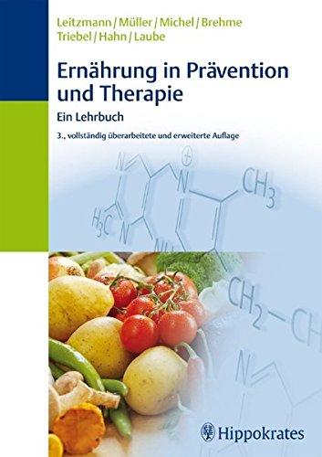 9783830453253: Ernährung in Prävention und Therapie: Ein Lehrbuch