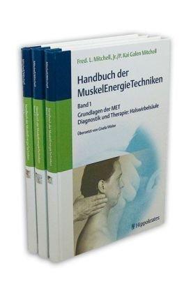 9783830453789: Handbuch der MuskelEnergieTechniken: Halswirbelsäule / Brustkorb, Brust- und Lendenwirbelsäule / Becken und Sakrum